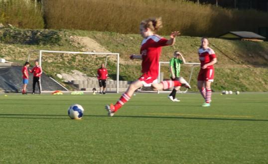 U17 Mädchen gewinnen 29:0 gegen Mayen