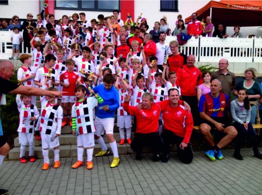 GSV-Fußballcamp setzt Maßstäbe