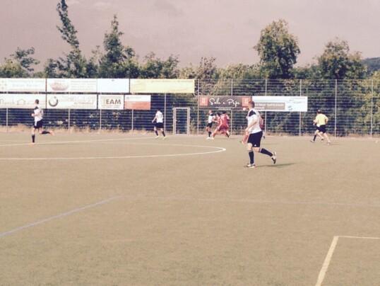 2. Mannschaft erreichte Finale in Leimersdorf
