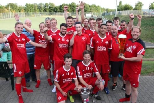 1. Platz beim Senioren-Turnier von Birresdorf