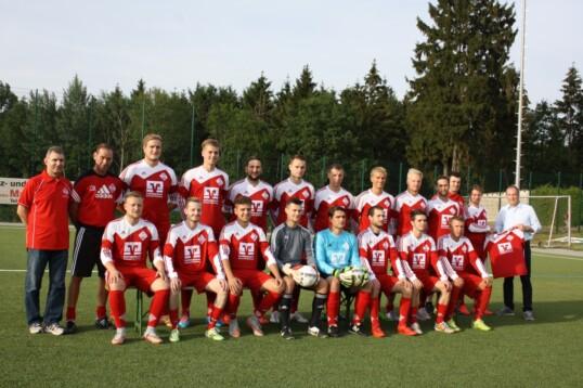 Kreispokal-Achtelfinale: SG Westum II – GSV I