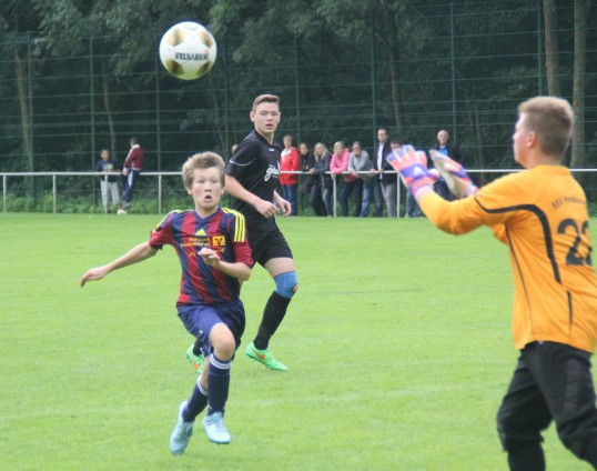 C1: gelungener Auftakt in der Rheinland-Liga