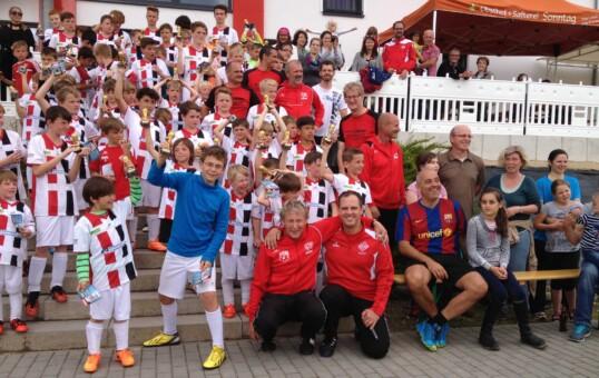 GSV gewinnt die 1. Deutsche Fußballcamp-Meisterschaft