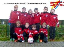 Sonntag GmbH sponsert F1-Jugend