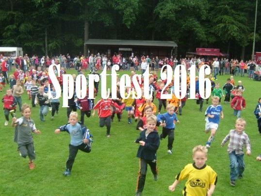 Sportfest 2016: Noch wenige freie Plätze!