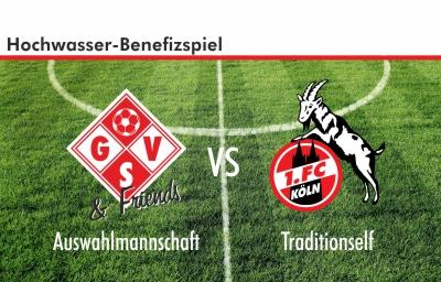 1.FC Köln zu Gast auf der Grafschaft!