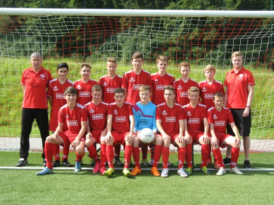 B-Jugend verliert gegen Rheinlandligisten
