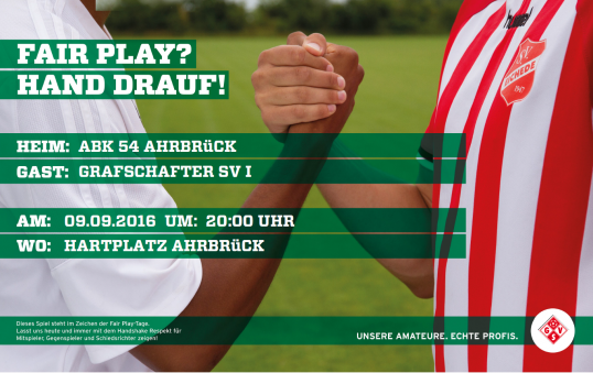 Erste: Freitag in Ahrbrück