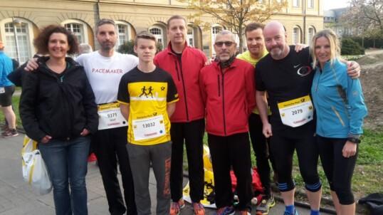 Lauftreffler beim Bonner Halbmarathon