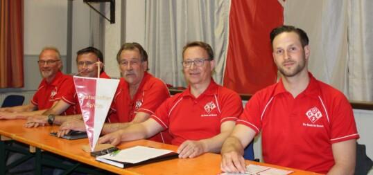 NEU: Vorstand, Satzung, Beitragsordnung
