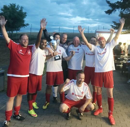 AH gewinnt Turnier in Leimersdorf