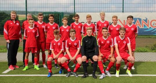 B-Jugend: Dritter Sieg im dritten Spiel