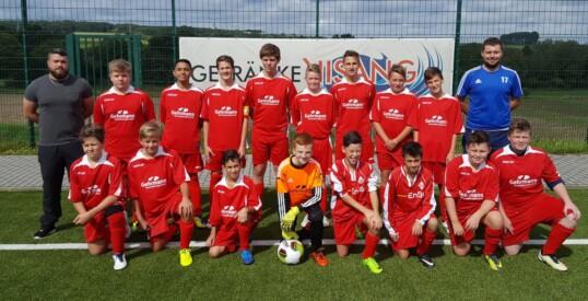C-Junioren starten in die neue Spielzeit