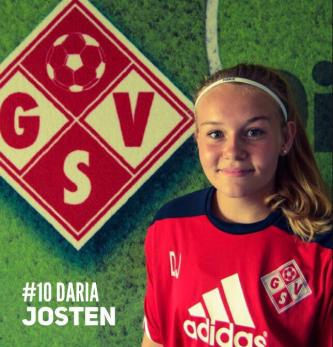 Daria Josten 5-fache Torschützin