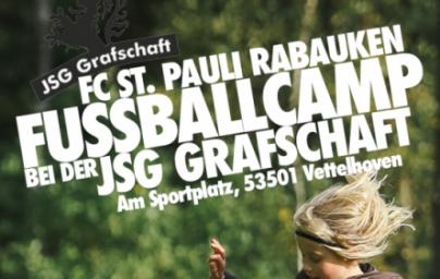 Grafschafter Fußball-Camp 2018