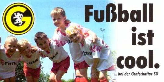 Fußball-Schnuppertag am 9. Juni in Vettelhoven