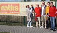 GSV-Vorstand bedankt sich bei Herbert Raths …