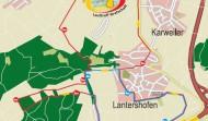 Grafschafter Birnen-Lauf: Streckenverlauf steht