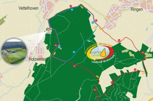 Birnen-Lauf 2020 findet am 23. Mai statt