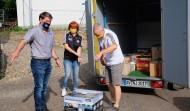 600 kg Kronkorken helfen krebskranken Kindern