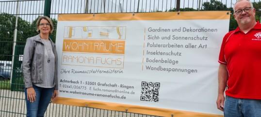 Wohnträume Fuchs unterstützt GSV